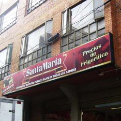Frigocarnes Santa María en Bogotá