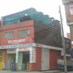 Decorando  en Bogotá