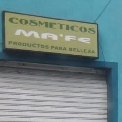 Cosméticos Mafe en Bogotá