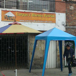 Carpas y Diseños Ferrali en Bogotá