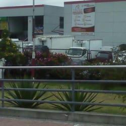 Central de Carnes Guadalupe en Bogotá