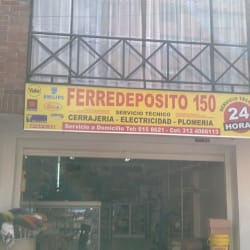 Ferredepósito 150 en Bogotá