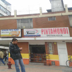 Almacén Pinta Mundi en Bogotá
