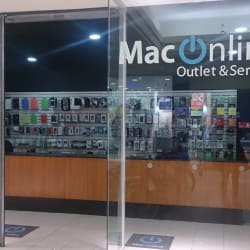 Mac Online Outlet & Service Center en Santiago