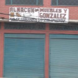 Almacén De Muebles Gonzales en Bogotá