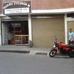 Alvaro Zuluaga Sastreria en Bogotá