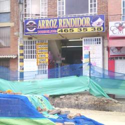Arroz Rendidor en Bogotá