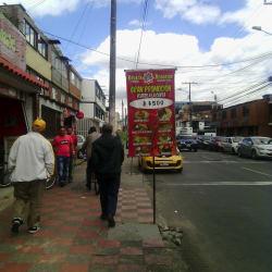 Asadero Restaurante Brasa Broaster en Bogotá