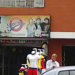 American en Bogotá