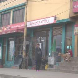 Autoservicio Metro JC en Bogotá