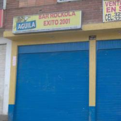 Bar Rockola Exito 2001 en Bogotá