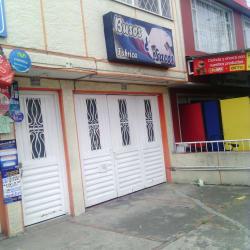 Busos & Sacos  en Bogotá