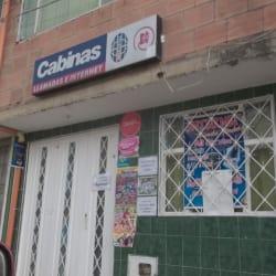 Cabinas Llamadas e Internet en Bogotá