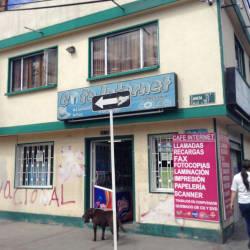 Cafe Internet Calle 187 en Bogotá