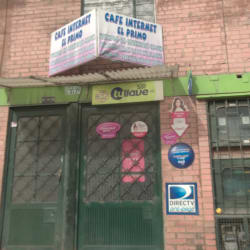 Café Internet El Primo en Bogotá