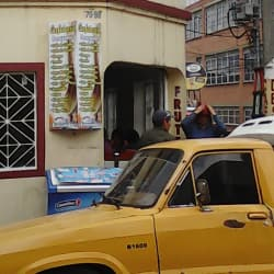 Cafeteria Carrera 77A  en Bogotá