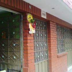 Cafeteria Calle 69A con 72A en Bogotá