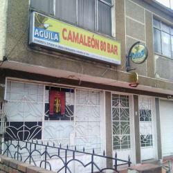 Camaleon 80 Bar en Bogotá