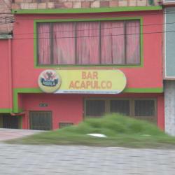 Bar Acapulco en Bogotá