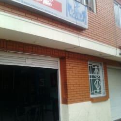 Bar Kike en Bogotá