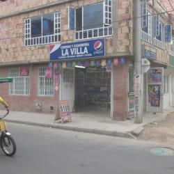 Cabinas y Cigarreria La Villa en Bogotá