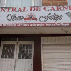 Central De Carnes San Felipe en Bogotá