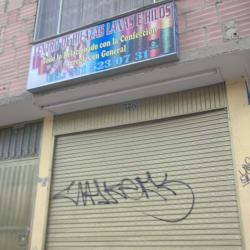 Centro De Hilazas Lanas e Hilos en Bogotá