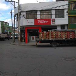 Hierros y Cementos el Laguito en Bogotá