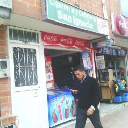 Cigarreria y Cafeteria San Ignacio en Bogotá