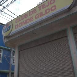 Club De Tejo Donde Gildo en Bogotá