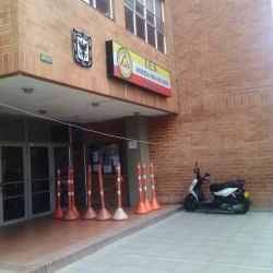 Colegio Distrital Manuela Ayala de Gaitán en Bogotá
