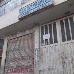 Colempaques  en Bogotá