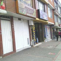 Comidas Rapidas El Gato en Bogotá