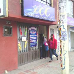 Comunidad de Crecimiento Cristiano en Bogotá