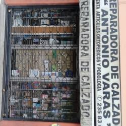 Reparadora de Calzado Antonio Varas en Santiago