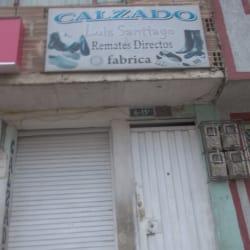 Calzado Luis Santiago en Bogotá
