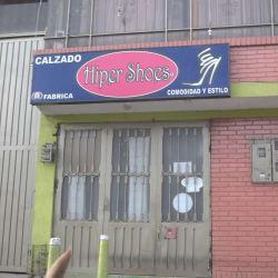Calzado Hiper Shoes en Bogotá