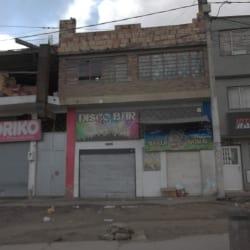 Disco Bar La Zona Del Oeste en Bogotá