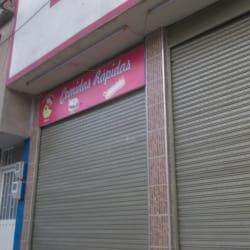 Comidas Rapidas Calle 70 con 87D en Bogotá