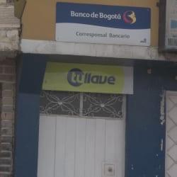 Corresponsal Bancario Banco De Bogotá en Bogotá