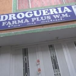 Drogueria Farma Plus W.M en Bogotá