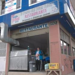El Punto Del Buen Sabor en Bogotá
