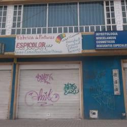 Fábrica De Pinturas Espicor G.R.P en Bogotá