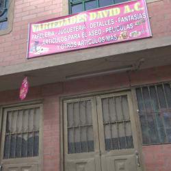 Variedades David A.C en Bogotá