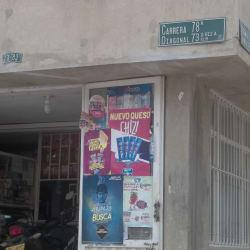Tienda De Barrio Carrera 78K con 73D en Bogotá