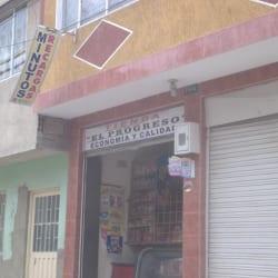 Tienda el Progreso en Bogotá
