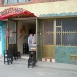 Tintos y Mas Diagonal 56A Bis en Bogotá