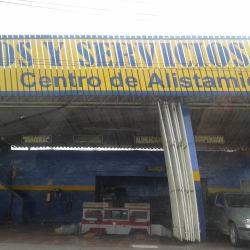 Autos y Servicios Ciudad Jardín en Bogotá