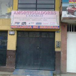 Amortiguadores Camargo en Bogotá