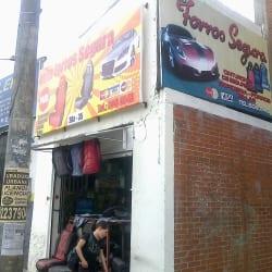 Autoforros Segura en Bogotá